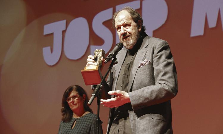Josep Maria Pou guanya el premiJordi Dauder