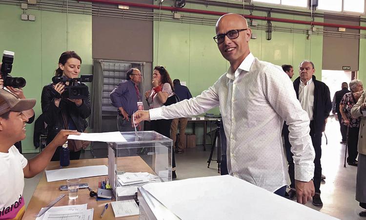Jordi Seguer busca l'acord amb Sumem per governar Parets