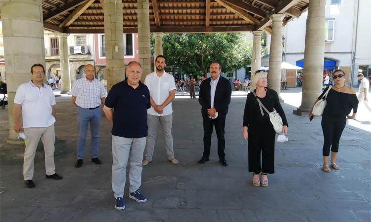 Presenten el pla per a la reactivació econòmica de la comarca