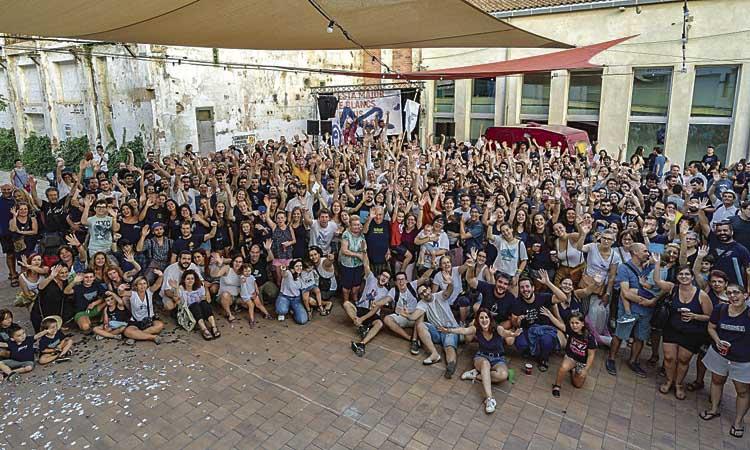 Granollers decideix suspendre la Festa Major de Blancs i Blaus