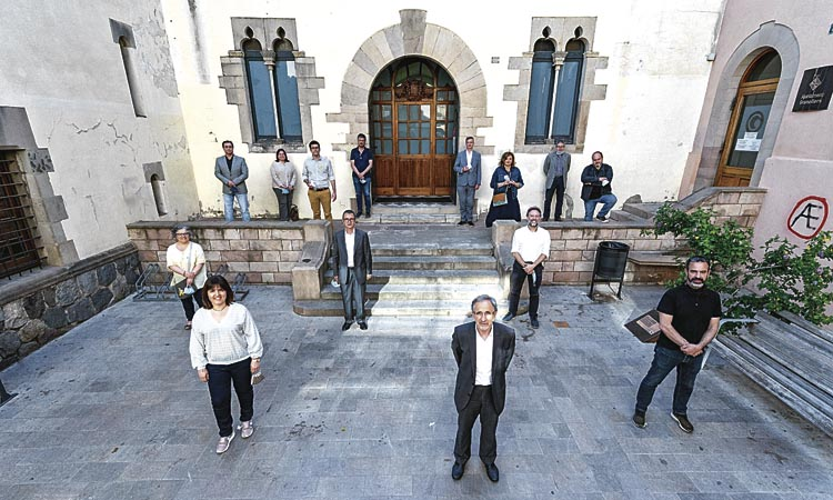 L'Ajuntament de Granollers aprova 28 mesures contra la crisi
