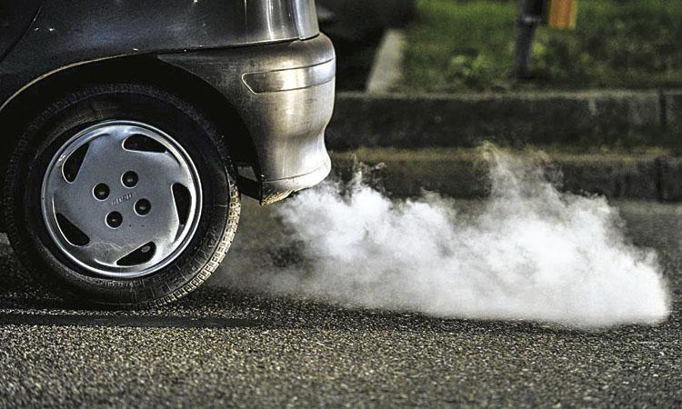 Molts conductors del Vallès pagaran el nou impost del CO2