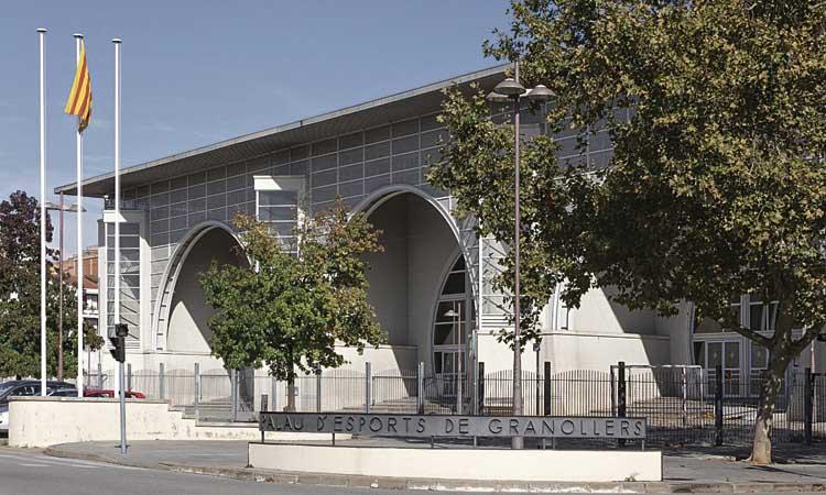 El Palau d'Esports de Granollers serà un punt de vacunació massiva