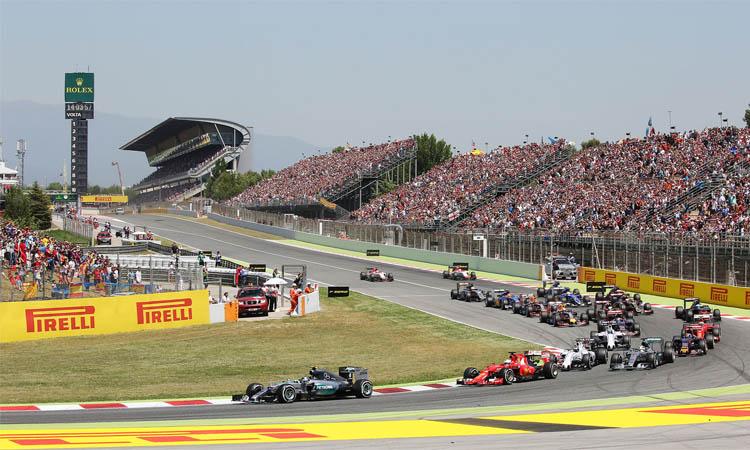 Incògnita amb la Formula1: sense públic, ajornament o suspensió?