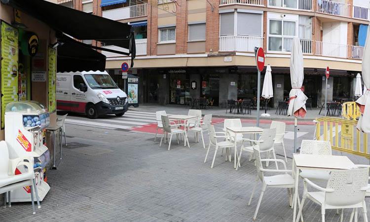 115 comerços llagostencs afectats per la Covid rebran ajuts municipals