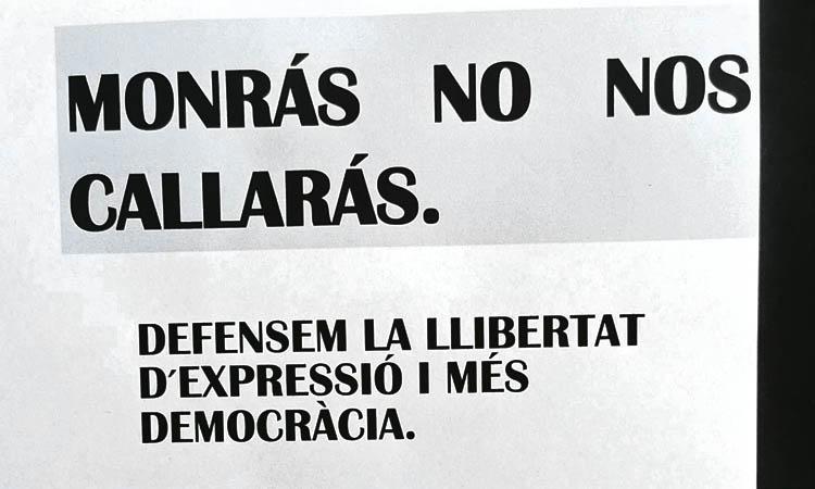 Mollet Democràtic prepara les primeres accions de protesta