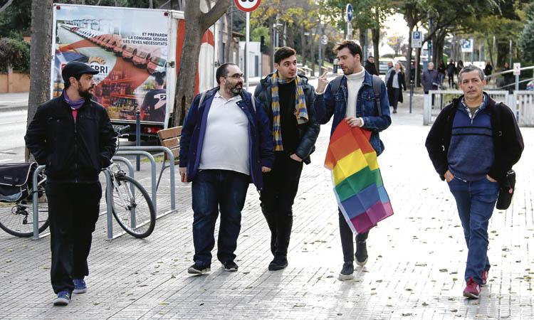"""L'Observatori contra l'homofòbia: """"Volem justícia amb el cas Pilla-pilla"""""""