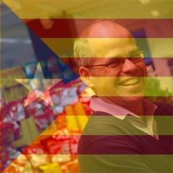 Un estranger i la independència