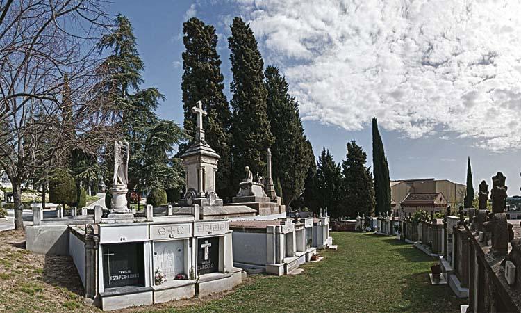 Granollers dignificarà l'espai dels nounats del cementiri