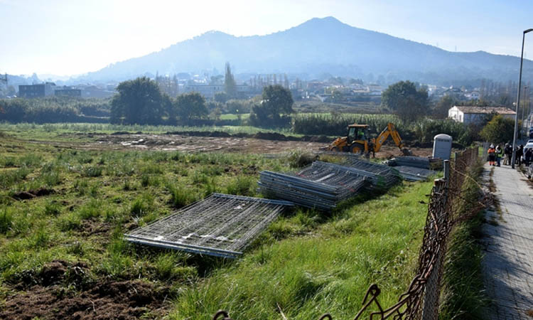 Comencen les obres per urbanitzar el barri de Can Xec de Montornès
