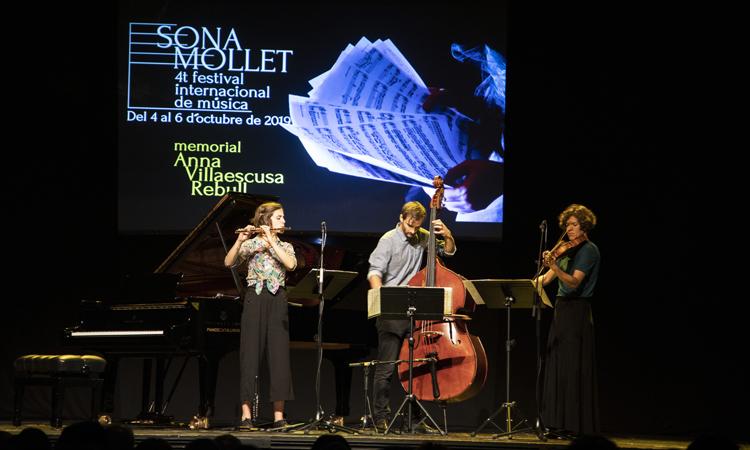 El Sona Mollet omple la ciutat amb 10 hores de música