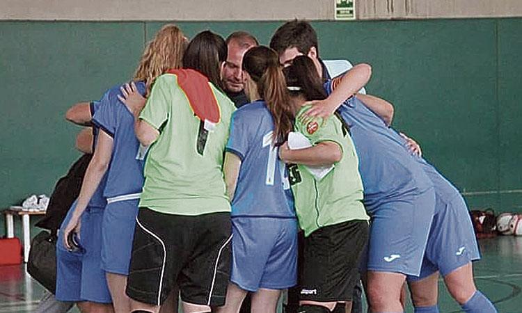 La Tercera Divisió i el futbol sala femení es posen en marxa