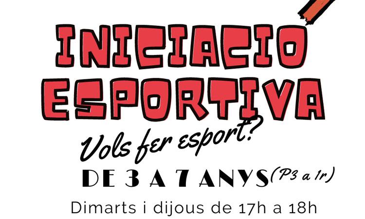 Per uns bons hàbits: projecte d'iniciació esportiva infantil a Martorelles