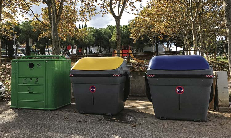 Congelar la taxa de residus costarà a Mollet uns 300.000 euros