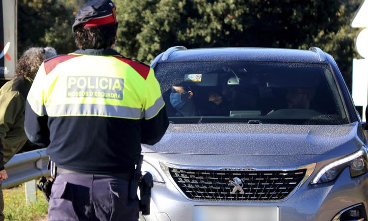 Les restriccions no eviten que el Montseny torni a omplir-se