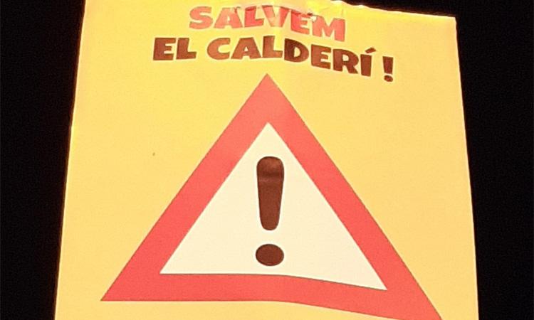Neix una plataforma a Mollet per aturar el macrobarri d'El Calderí