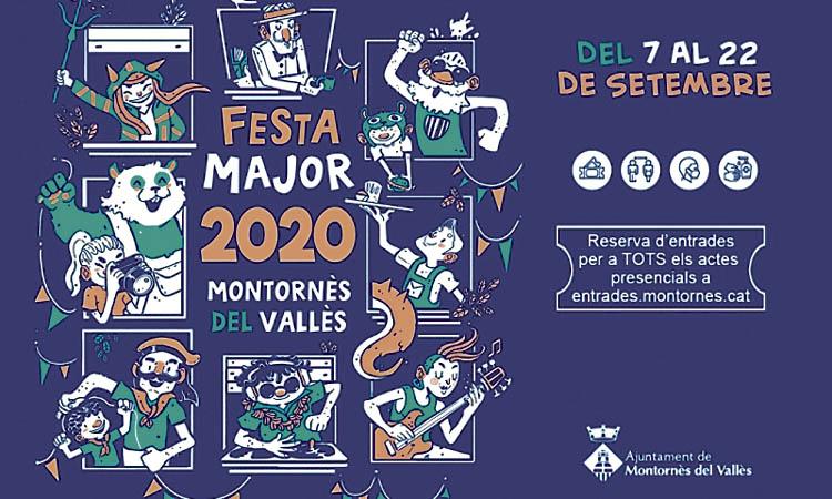 """Quatre dies de Festa Major a Montornès """"segura i diferent"""""""