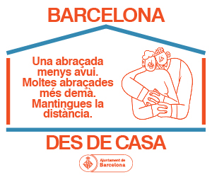 Barcelona des de Casa Sarrià
