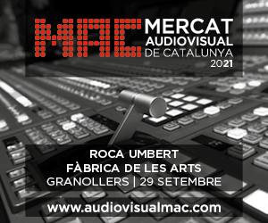 Mercat Audiovisual de Catalunya 2021
