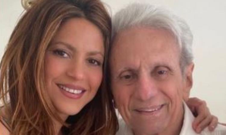 Shakira i pare