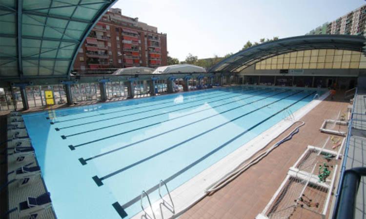 Torna el Ciutat de Barcelona de natació