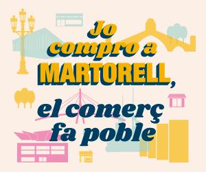 Jo compro a Martorell