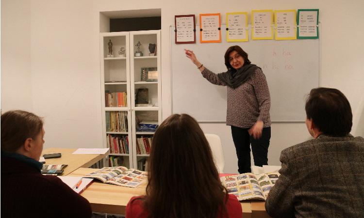 Classe de català