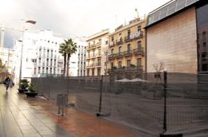 La plaça Joaquim Xirau tindrà un nou parc de jocs