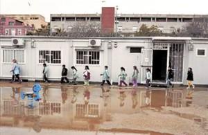 L'Ajuntament reclama fons al Govern per reconstruir el CEIP Mediterrània