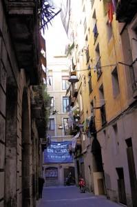 Ciutat Vella està entre les zones més rentables per llogar un pis