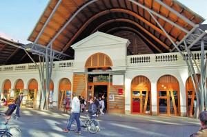 El mercat de Santa Caterina. Sara Arroyo