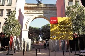 Ja està en marxa la reforma de la plaça Pompeu Gener
