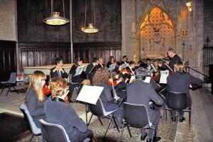 Orquestra Salvador Ribas.