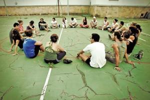 Prop de 4.000 joves s'uneixen per tal de combatre la SIDA