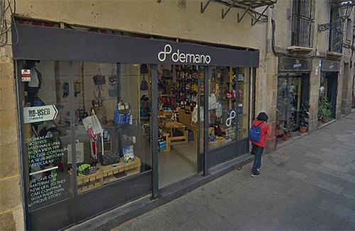 La botiga és al carrer dels Carders. Foto: Google Maps