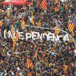 Cap a la independència
