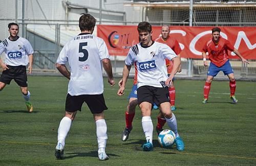 Un dels últims enfrontaments entre els dos equips a Tercera. Foto:FCM