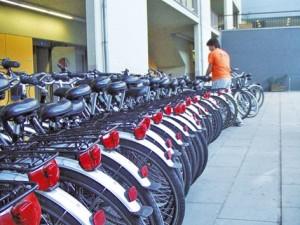 Es lliuren les bicis Bicicampus per tercer any consecutiu