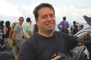 David Soler, 41 anys. Empresari