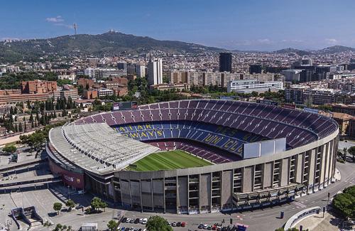 La transformació del Camp Nou es fa esperar. Foto: Districte