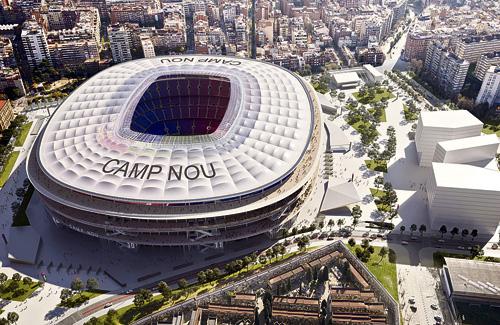 L'Espai Barça no convenç tothom. Foto: FC Barcelona