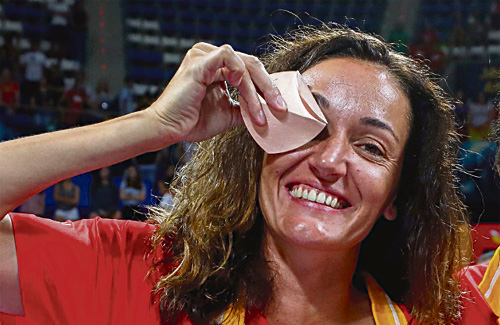 Laia Palau, bronze al Mundial i campiona de Catalunya