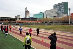 Can Dragó acull les 24 Hores d'Atletisme a favor de 'La Marató'