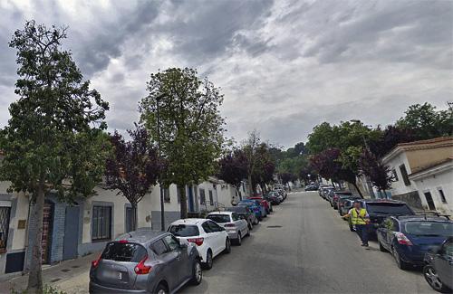 Els fets van tenir lloc al carrer Montagut. Foto: Google Maps