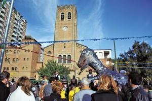 La Sagrera clou una de les seves festes majors més participatives