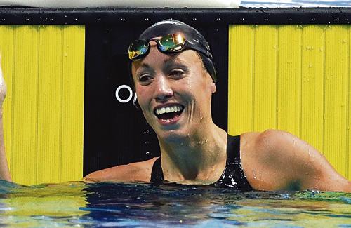 Jessica Vall, millor esportista femenina catalana de l'any