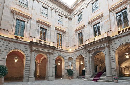 El Consell de Ministres es farà a la Casa Llotja de Mar. Foto: Ajuntament