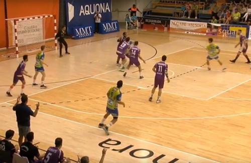 Un moment del debut a Zamora. Foto:BZ