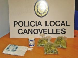 Detinguda per vendre 'coca' dins el seu bar