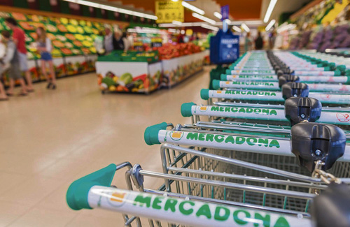 La nova planta se centrarà en el comerç online. Foto:Mercadona